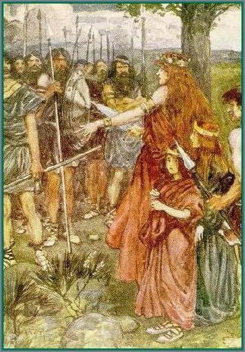 Legacy of queen boadicea essay